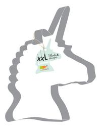 ScrapCooking Uitsteekvorm Unicorn Cutter XXL-Vooraanzicht