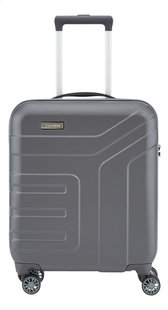 Travelite Harde reistrolley Vector Spinner antraciet 55 cm
