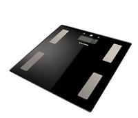 Salter Pèse-personne/impédancemètre Ultra Slim 9150BK3R noir