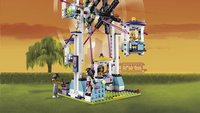 LEGO Friends 41130 Les montagnes russes du parc d'attractions-Image 3