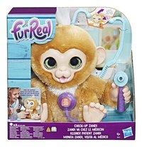 FurReal interactieve knuffel Zandi het zieke aapje-Vooraanzicht