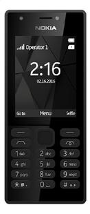 Nokia GSM 216 zwart