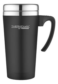 Thermocafé by Thermos Reisbeker Soft Touch zwart 0,42 l