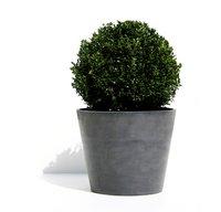 Ecopot's Bloempot Amsterdam grey diameter 30 cm-Afbeelding 1