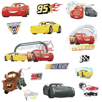Sticker mural Disney Cars 3