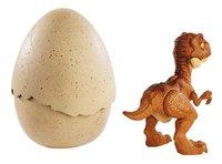 Jurassic World figuur Hatch 'n Play Dinos Tyrannosaurus Rex-Achteraanzicht