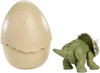 Jurassic World figuur Hatch 'n Play Dinos Triceratops-Achteraanzicht