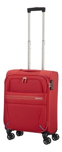 American Tourister Zachte reistrolley Summer Voyager Spinner ribbon red 55 cm-Linkerzijde