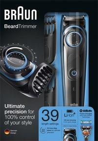 Braun Baardtrimmer + Gillette Fusion5 ProGlide BT5040-Vooraanzicht