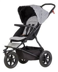 Mountain Buggy Poussette évolutive Urban Jungle Luxury Edition Pepita
