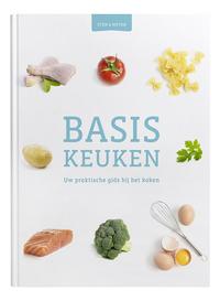 Livre de cuisine Colruyt Eten & Weten - Basiskeuken NL