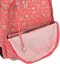 Kipling sac à dos Class Room Hearty Pink Met-Détail de l'article