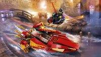 LEGO Ninjago 70638 Le bateau Katana V11-Image 2