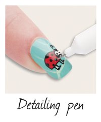 Rio Professional Nail Art Classic-Afbeelding 4