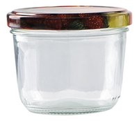 Set de 6 bocaux à confiture 23 cl