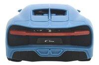 New Bright voiture RC Bugatti Chiron bleu-Arrière