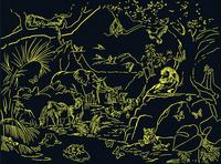 Ravensburger puzzle Animaux au plan d'eau-Détail de l'article