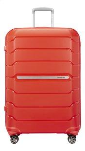Samsonite Harde reistrolley Flux EXP Spinner tangerine red