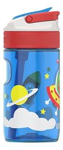 Kambukka drinkfles Lagoon 400 ml Happy Alien-Linkerzijde