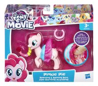 Mon Petit Poney figurine The Movie Jupe tournante et brillante Pinkie Pie-Avant