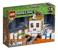 LEGO Minecraft 21145 Le crâne géant-Côté gauche