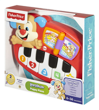 Fisher-Price Laugh & Learn Puppy's Piano-Vooraanzicht