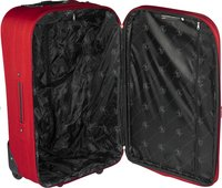 Beverly Hills Polo Club Valise souple Let's Go Upright rouge 66 cm-Détail de l'article
