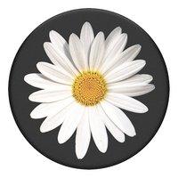 PopSockets Phone grip White Daisy-Bovenaanzicht