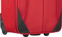 Beverly Hills Polo Club Valise souple Let's Go Upright rouge 66 cm-Base