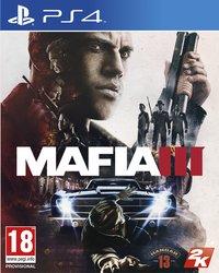 PS4 Mafia III NL/FR