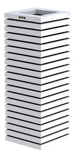 Hillhout Jardinière Elan blanc H 109 cm-Avant