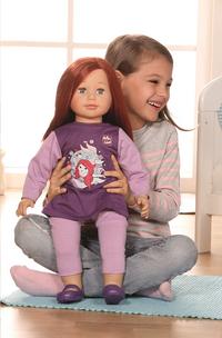 Grande poupée souple Sally-Image 1
