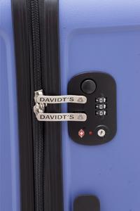 Davidt's Harde reistrolley Smoothies Spinner blauw 75 cm-Artikeldetail