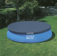 Intex Rond zomerafdekzeil diameter 396 cm-Afbeelding 1