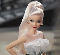 Barbie poupée mannequin  60ème anniversaire-Image 1