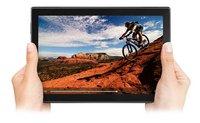 Lenovo tablette TAB 4 10,1/ 16 Go noir-Avant