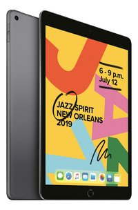 Apple iPad Wi-Fi 2019 10,2/ 32 GB Space Grey-Artikeldetail