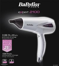 BaByliss Sèche-cheveux Expert D322WE-Avant