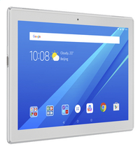 Lenovo tablet TAB 4 10.1/ 16 GB wit-Linkerzijde
