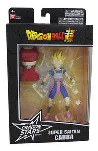 Dragon Ball actiefiguur Super Saiyan Cabba-Vooraanzicht
