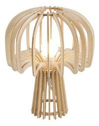 Lampe de bureau Leitmotiv Globular Mushroom natural wood-Détail de l'article