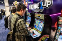 Arcade1Up console Street Fighter 2-Afbeelding 5