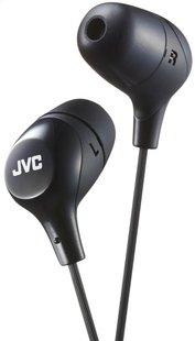 JVC oortelefoon Marshmallow HA-FX38-B-E zwart-commercieel beeld