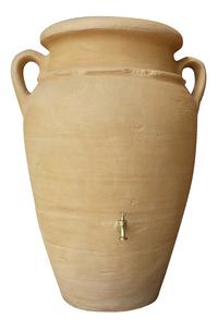 Garantia tonneau de pluie Amphore antik sable 360 l-Avant