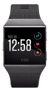 Fitbit montre connectée Ionic gris graphite-Avant