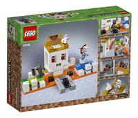 LEGO Minecraft 21145 Le crâne géant-Arrière