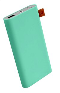 Fresh 'n Rebel lader Powerbank 6000 mAh Peppermint-Linkerzijde