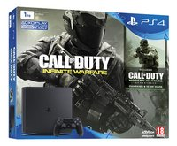 PS4 console New + Call of Duty Infinite Warfare + Modern Warfare + Early access code