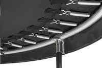 Salta trampolineset Comfort Edition Ø 2,13 m zwart-Artikeldetail