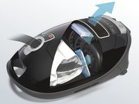 Miele Stofzuiger Complete C3 Pure Black PowerLine-Afbeelding 1